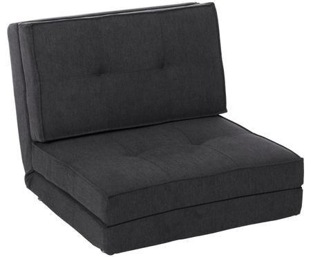 Futon-fauteuil Loui, uitklapbaar