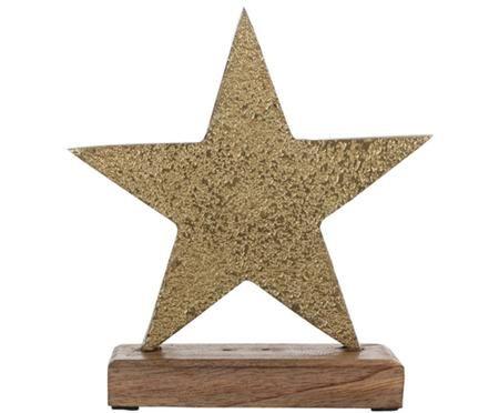 Decoratief object Star