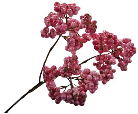 Flor artificial de bayas Balu