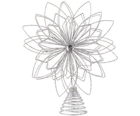Weihnachtsbaumspitze Tinsel