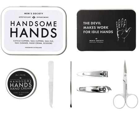 Set da regalo Handsome Hands, 6 pz.