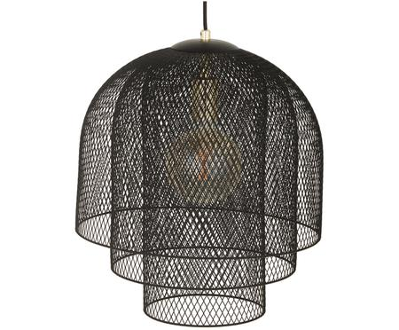 Lampa wisząca Louie, czarna