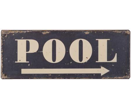 Decorazione da parete Pool