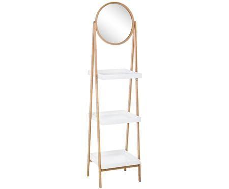 Leiter-Regal Audrey aus Bambus