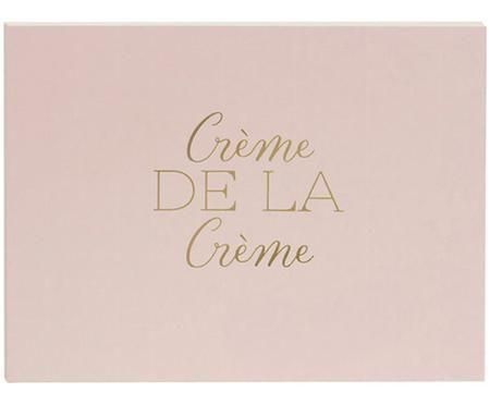Libro dei ospiti Crème de la Crème