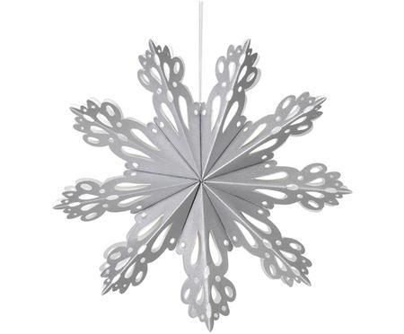 Baumanhänger Snowflake, 2 Stück