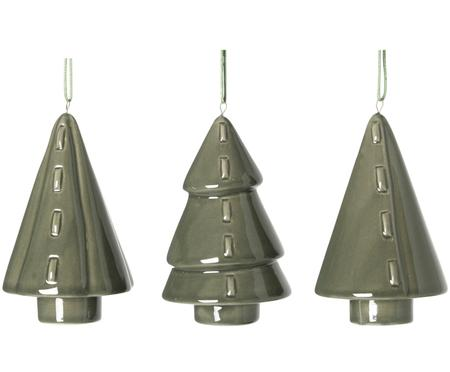 Set ciondoli Trees, 3 pz.
