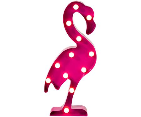 LED Leuchtobjekt Flamingo
