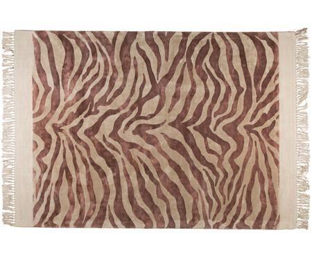 Teppich Zebra Friendly