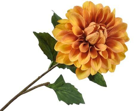 Flor artificial dalia Gallina