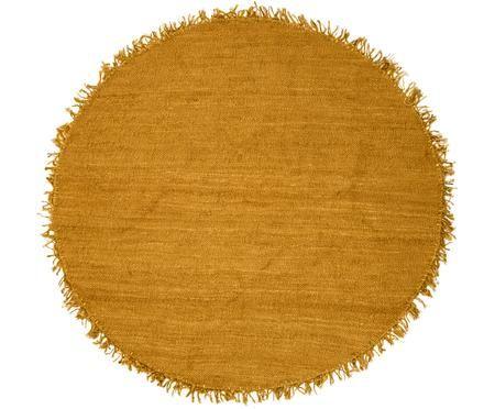Jutový koberec střásněmi Euphorbia