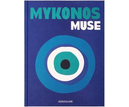 Libro ilustrado Mykonos Muse