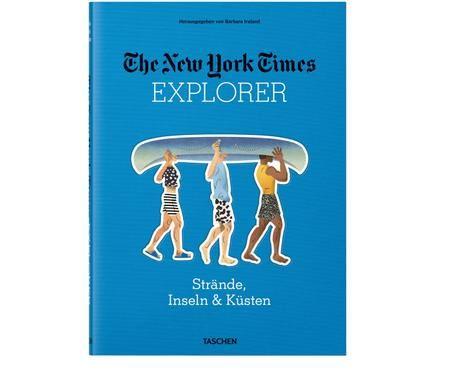 Bildband NYT Explorer - Strände, Inseln & Küsten