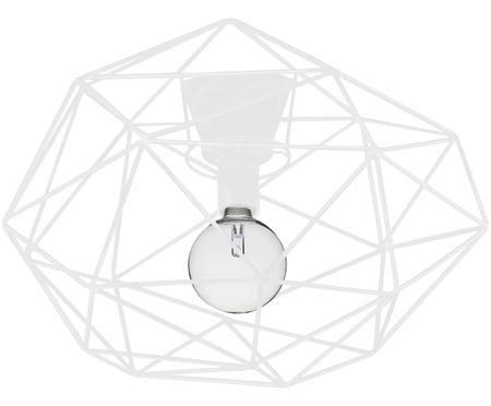 Deckenleuchte Diamond in Weiß