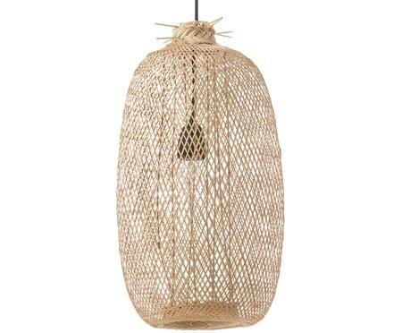 Lámpara de techo de bambú Jane