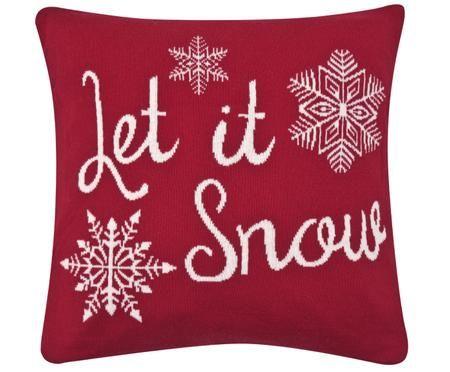 Federa natalizia Let it Snow