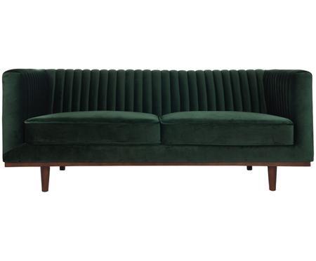 Sofa z aksamitu Dante (2-osobowa)