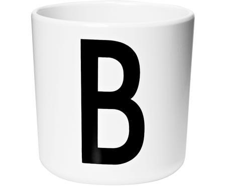 Tazza per bambini Alphabet (varianti dalla A alla Z)