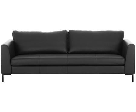 Leder-Sofa Luna (3-Sitzer)