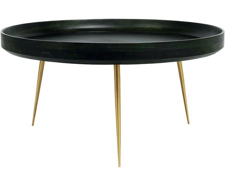 Design salontafel Bowl Table van mangohout
