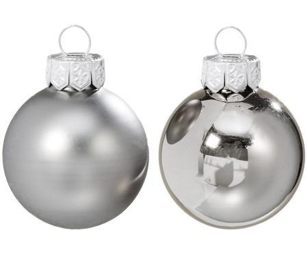Weihnachtskugel-Set Delyn, 12-tlg.