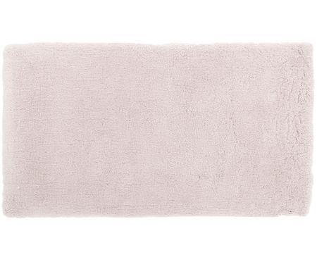 Flauschiger Hochflor-Teppich Leighton in Rosé