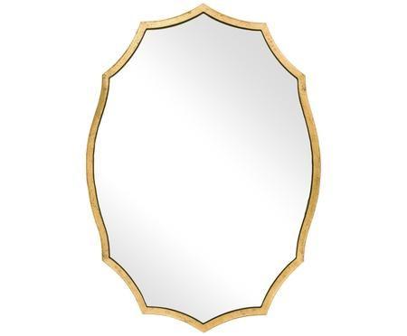 Nástěnné zrcadlo Crown