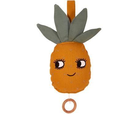 Handgefertigte Spieluhr Pineapple