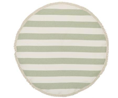 Okrągły ręcznik plażowy Lago