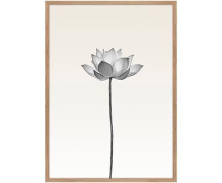 Oprawiony druk cyfrowy Lotus