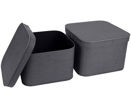 Set scatole custodia Ludvig, 2 pz.