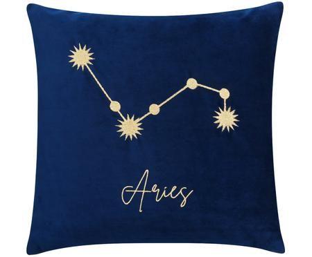 Poszewka na poduszkę z aksamitu Zodiac