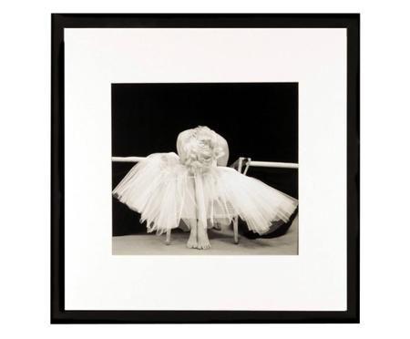 Gerahmter Digitaldruck Ballerina