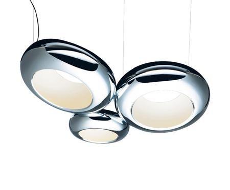 Moderne LED Pendelleuchte Aura