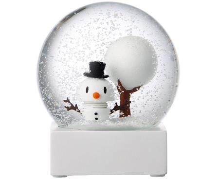 Palla di vetro con neve Snowman