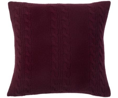 Poszewka na poduszkę z czystego kaszmiru Leonie