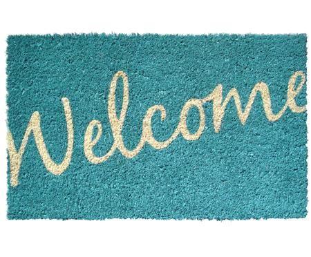 Wycieraczka Welcome