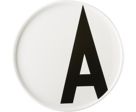 Assiette Personal (modèles de A à Z)