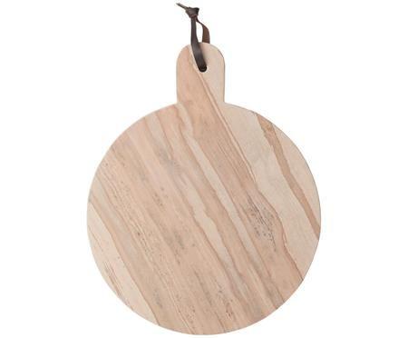 Tabla de cortar de mármol artesanal Etille