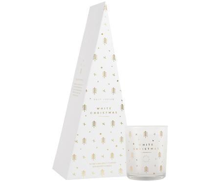 Candela profumata White Christmas (noce moscata e zucca)