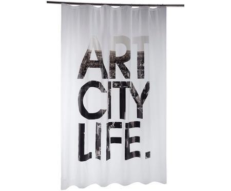 Zasłona prysznicowa Art City Life