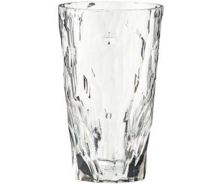 Nietłukąca się szklanka do drinków z tworzywa sztucznego  Club