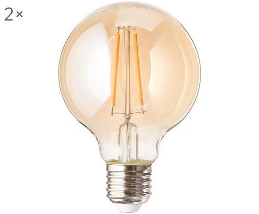 LED Leuchtmittel Jukar (E27 / 1.9Watt) 2 Stück, Bernsteinfarben