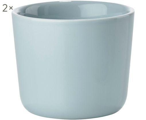 Mugs Olli, 2pièces, Bleu ciel