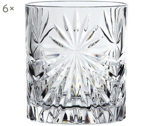 Verres à cocktailen cristalOasis, 6pièces, Transparent