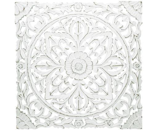 Dekoracja ścienna Marocco, Biały