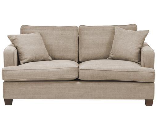 Big Sofa Warren (2-Sitzer), Beige