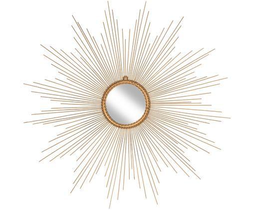 Specchio da parete XL Fio, Dorato