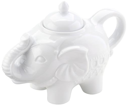 Zuckerdose Elephant, Weiß