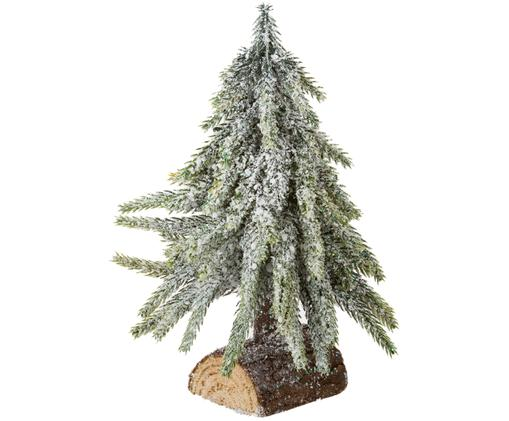 Deko-Tannenbaum Snowscape, Grün, glitzernd